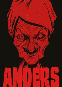 ANDERS, Cover: Sarah Burrini